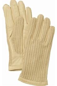 Chrochet-handske med ullfoder