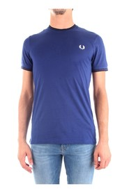 FRED PERRY M1588 T-SHIRT Men BLUE