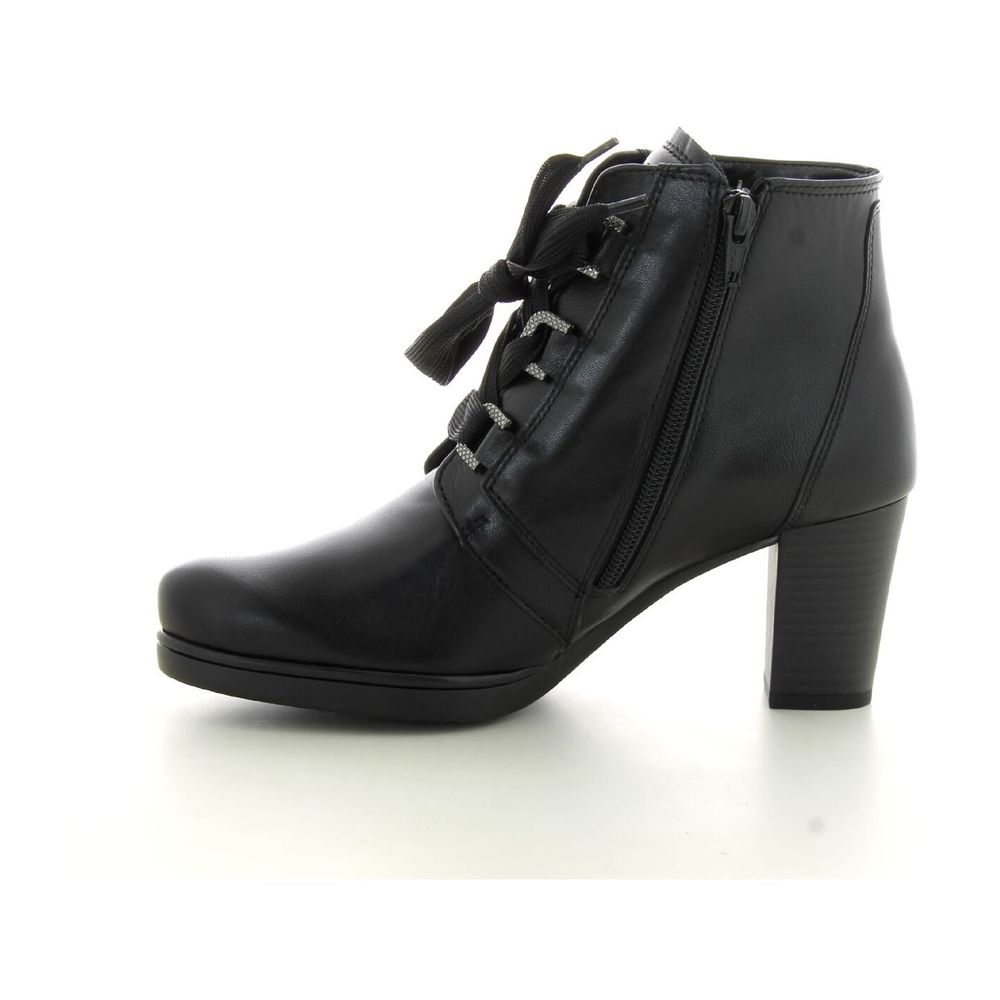 Gabor Black Ankle Boots Gabor