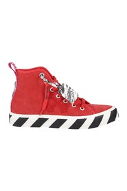 SNEAKERS MID TOP VULCANIZED