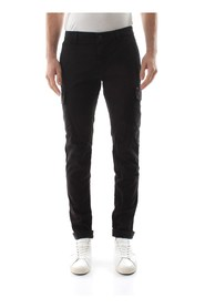 MASON'S CHILE CBE050/FW - 2PN2A2146 PANTS Men BLACK