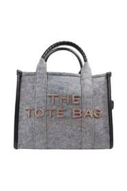 The Felt Flannel Small Tote Bag