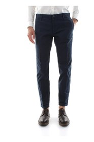 AT.P.CO A191SASA45 TC411/TA PANTS Men Blue
