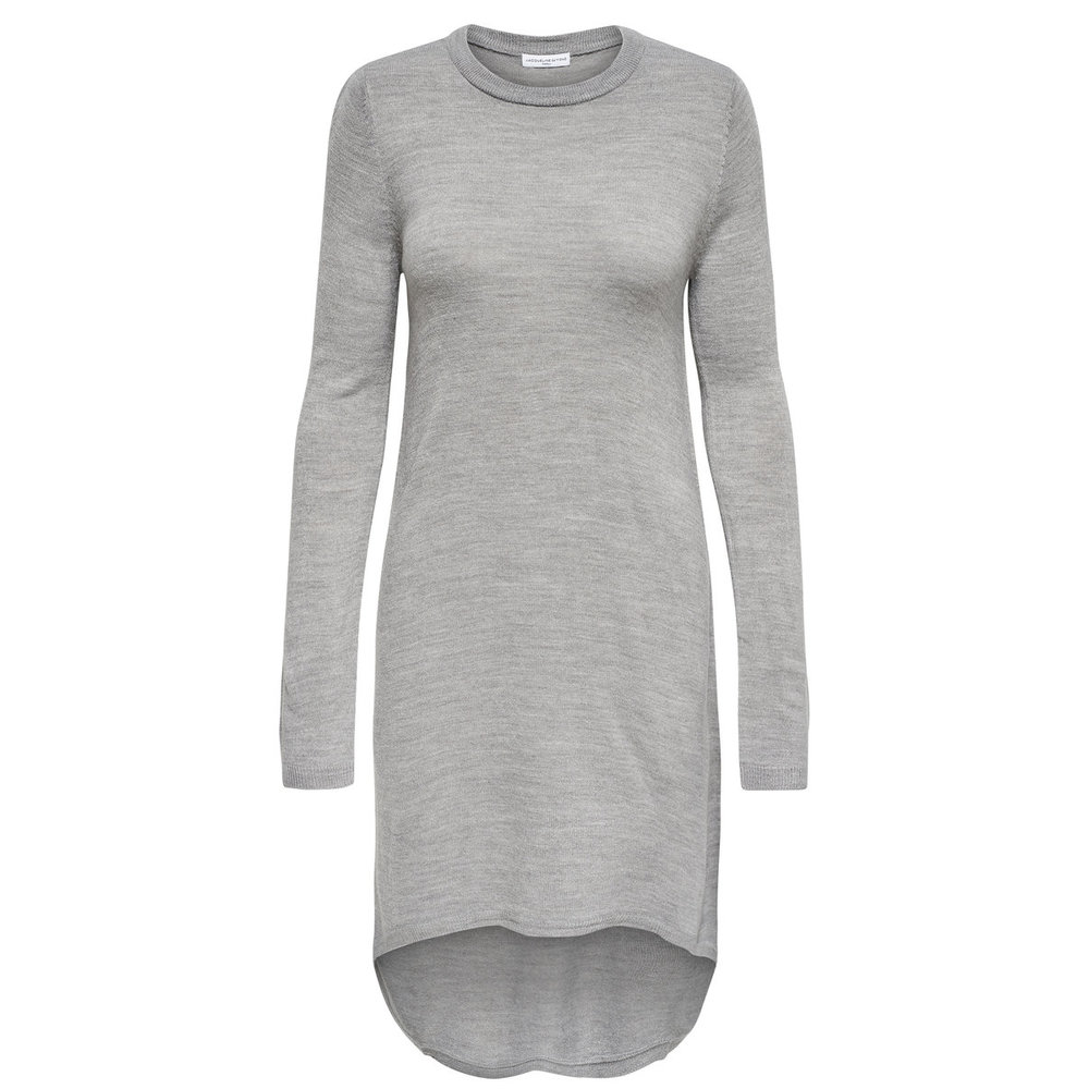 Long Sleeved dress Solid