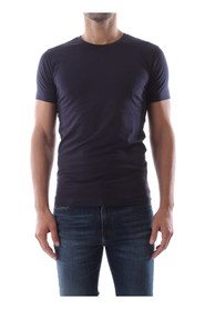 CALVIN KLEIN JEANS J30J312441 EMBRO STRETCH T SHIRT AND TANK Men NIGHT SKY