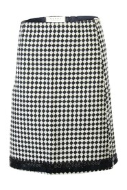 Patterned Skirt -Pre Owned Condition Very Good IT38