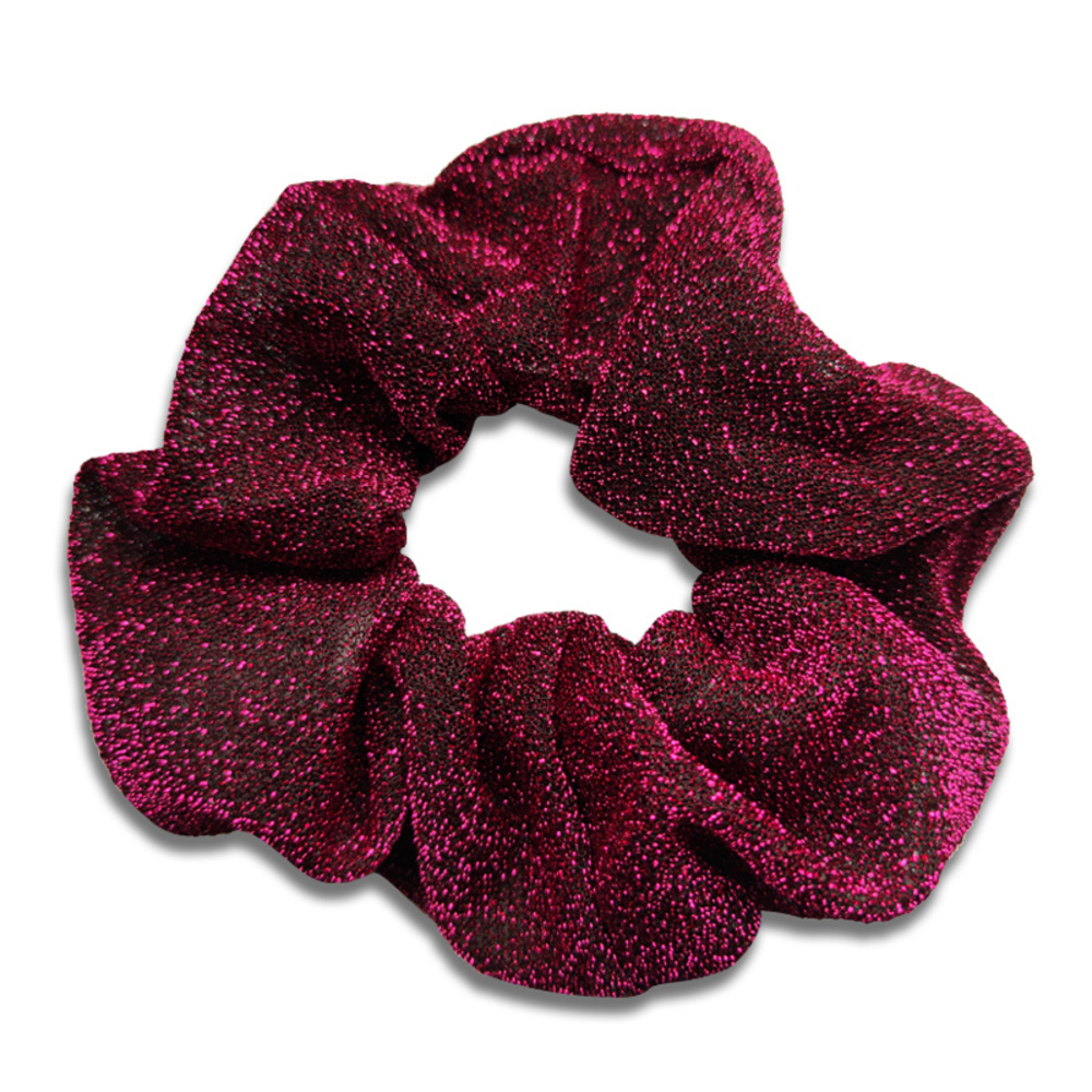 Everneed JoJo Shimmer Scrunchie Pinky Dust