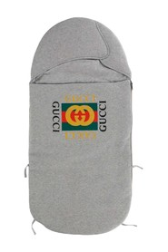 Sleep bag with logo print on front