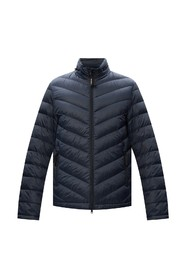 Bering quilted down jacket