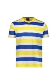 T-shirt med ränder