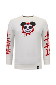 Gangster Mouse Heren Sweater