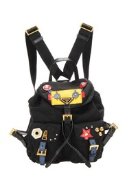Pre-owned Tessuto Robbot Backpack