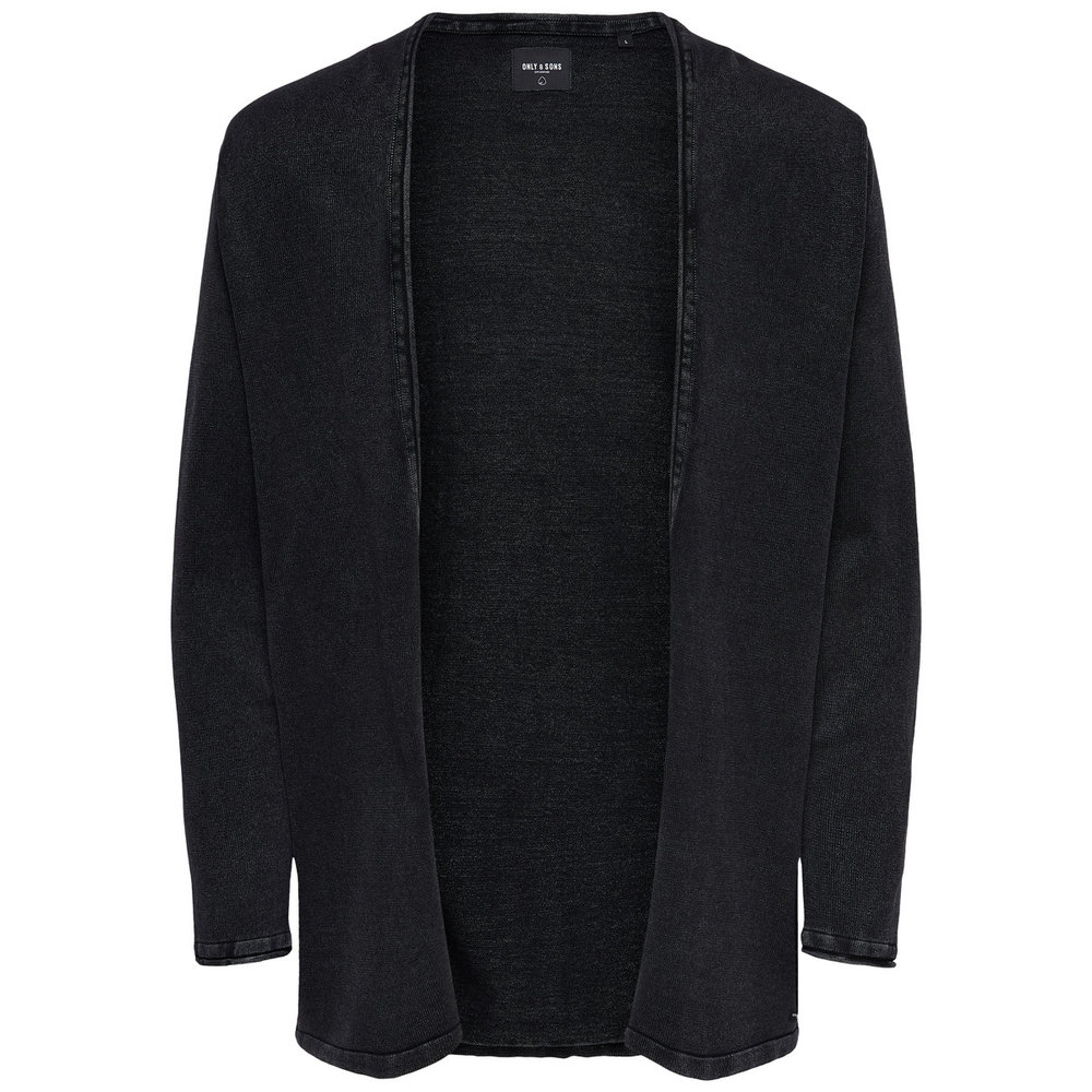 Knitted Cardigan Detailed