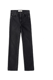 Jeans Super High Straight 5-Pocket