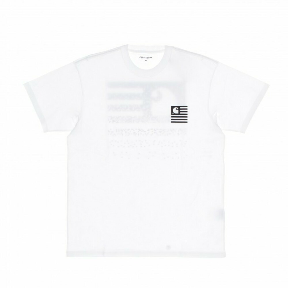 t-shirt fade state tee