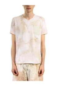 T-shirt effetto tie dye