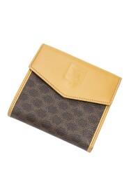 Gebrauchte kompakte Brieftasche