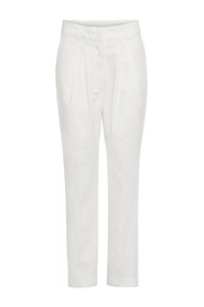 White Fog Day Day Casual Pants