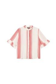 Stripe blouse - 2105910162-012