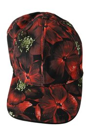 Floral Baseball Stretch Cap