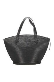 Pre-owned Epi Saint Jacques GM Long Strap Leather