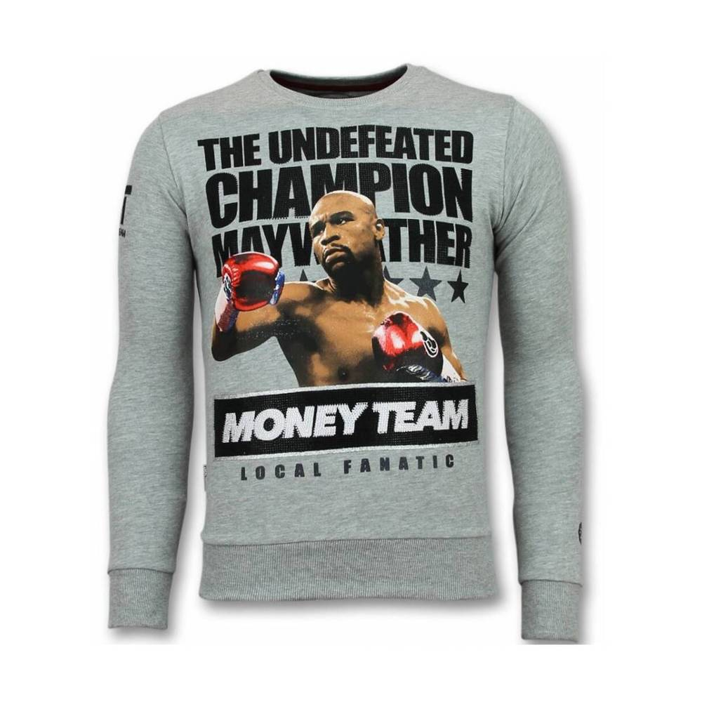 Mayweather Trui Floyd Heren Sweater