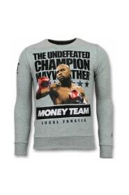 Mayweather Trui Floyd Heren Sweater