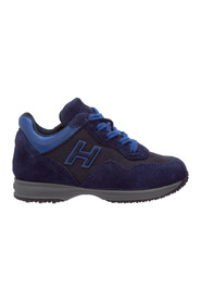 boys shoes child sneakers suede leather interactive