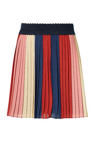 Dila Skirt multi stripe