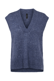 Yasapple Knit Gilet - Ca Knit