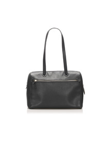 Caviar Leather Shoulder Bag