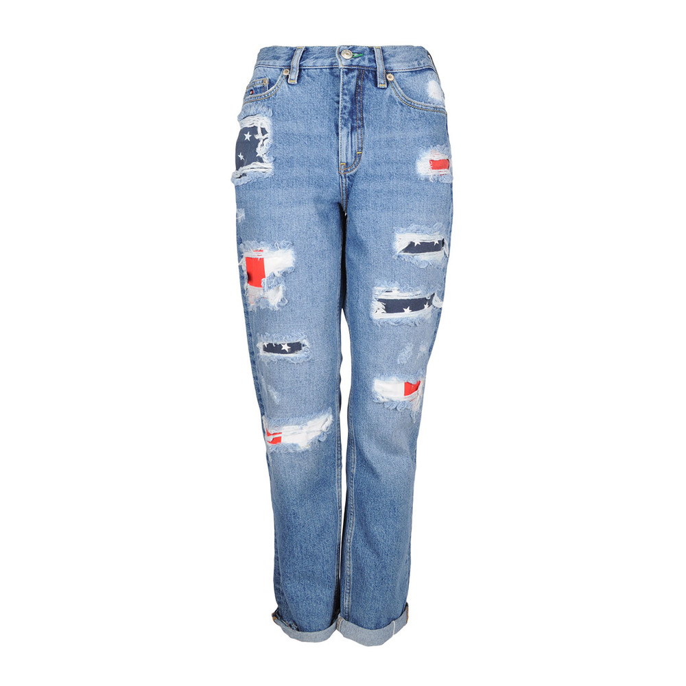 Tommy Jeans Jeansy 90'S Mom