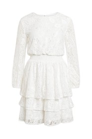 NICOLINE-LACE DRESS