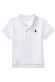 Short Sleeved Polo