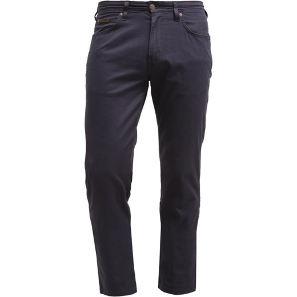 Stretch Classic Straight Fit Jeans