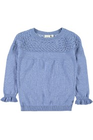 Mini Nmffelock Ls Knit Knit