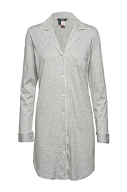 Collar Sleepshirt Nattøy