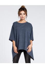 Bluza asymetryczna B034