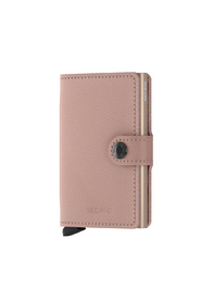 Secrid Card Holder Crisple Rosa