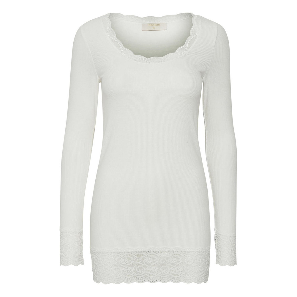 T-SHIRT VAN CREAM VANESSA 10602819 C