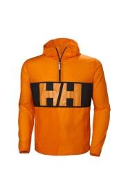 Oransje Helly Hansen Anorak Herre