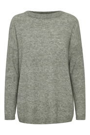 Zidsel Solid Pullover
