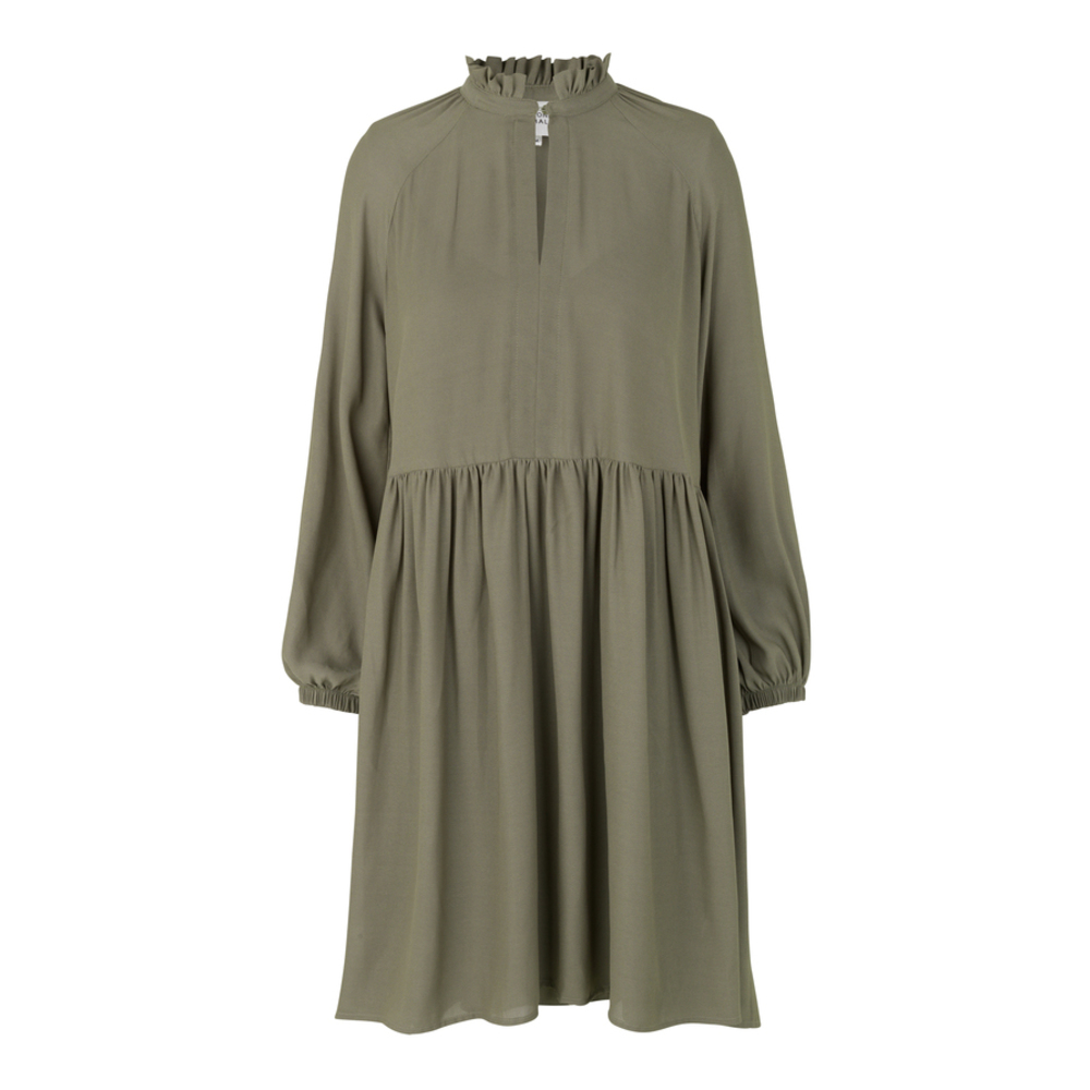 Green Bea Dress  One & Other  Hverdagskjoler - Dameklær er billig