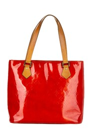 Pre-owned Vernis Houston Leather