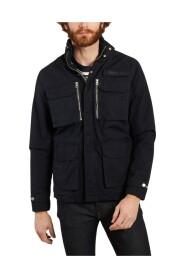 Fielda 2 canvas jacket with pockets