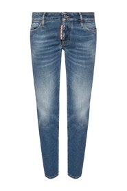'Jennifer Cropped Jean'