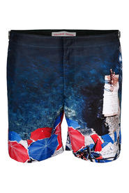 Bulldog Photographic 1356 Badeshorts