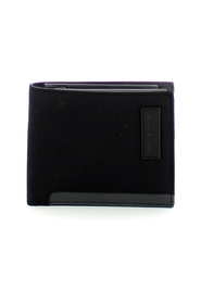 Wallet in recycled fabric with Removable RFID Ade ID