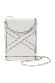 The Curve Micro Bag in Leather