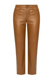 Bukser med panelte sømmer